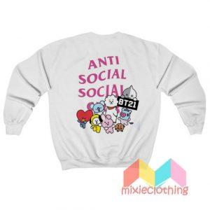 BTS X ASSC Sweatshirt