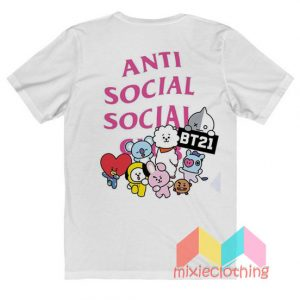 BTS X ASSC T-shirt