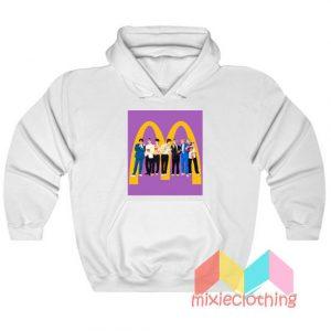 BTS X McDonald Collabs Hoodie