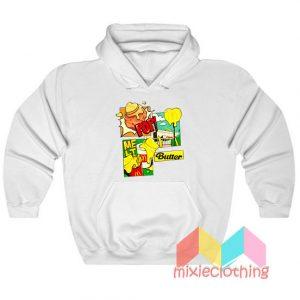 BTS X McDonald Melting Butter Hoodie