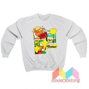 BTS X McDonald Melting Butter Sweatshirt