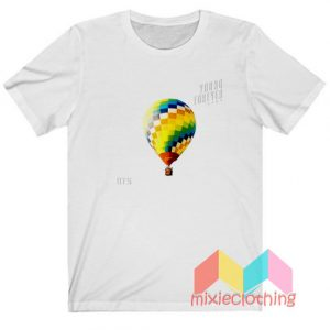 BTS Young Forever Album T-shirt