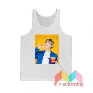 J Hope BTS X McDonalds The BTS Meal Tank Top