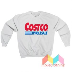 Panic At The Costco Wholesale Corona Virus Sweatshirt