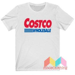 Panic At The Costco Wholesale Corona Virus T-shirt