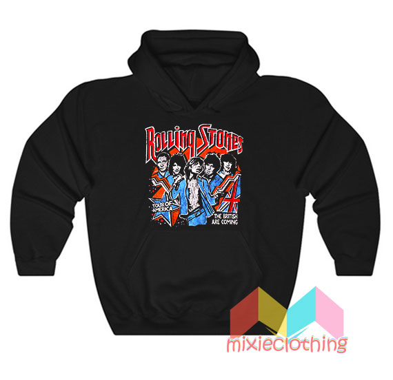 The Rolling Stones Tour Of America Hoodie
