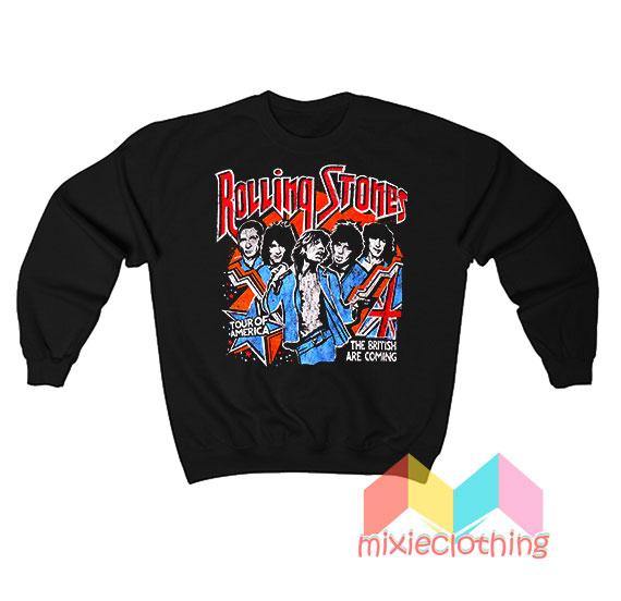 The Rolling Stones Tour Of America Sweatshirt