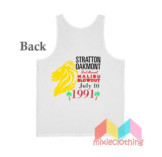 Stratton Oakmont 2nd Annual Malibu Blowout Tank Top