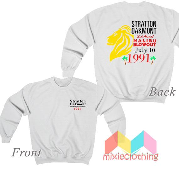 Vintage Stratton Oakmont 2nd Annual Sweatshirt