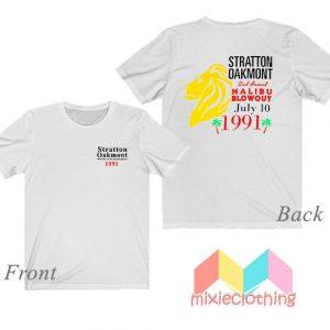 Vintage Stratton Oakmont 2nd Annual T-shirt