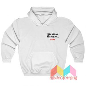 Stratton Oakmont Welcome To Strathosphere Hoodie