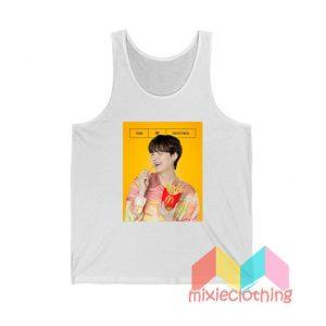 Suga BTS X McDonalds The BTS Meal Tank Top