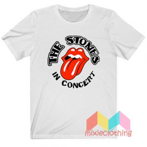 The Rolling Stones Faded Concert T-shirt