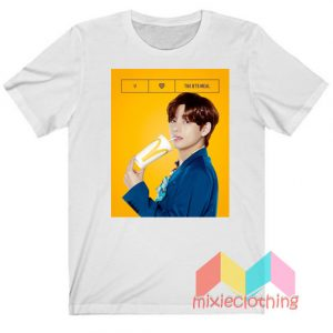 V BTS X McDonalds The BTS Meal T-shirt