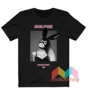 Ariana Grande Dangerous Woman Tour T-Shirt