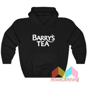 Barry's Tea Graphic Hoodie