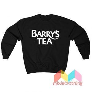 Barry's Tea Graphic Sweatshirt