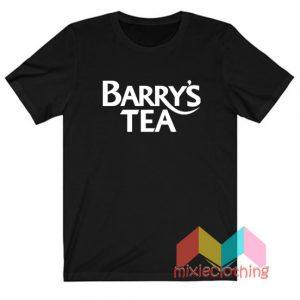 Barry's Tea Graphic T-Shirt