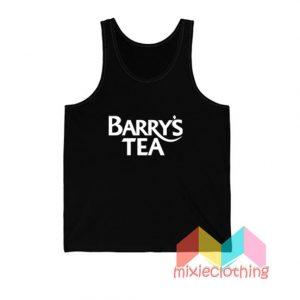 Barry's Tea Graphic Tank Top