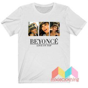Beyonce Love On T-shirt