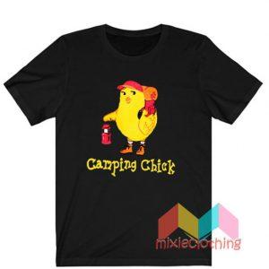 Camping Chick T-Shirt