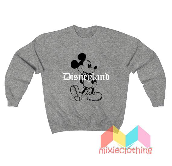 Disneyland mickey mouse Sweatshirt