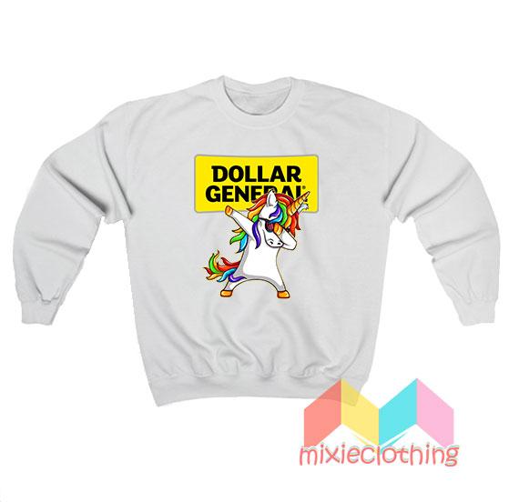 Dub Unicorn Dollar General Sweatshirt