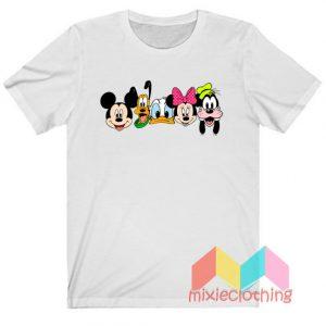 Mickey Friends T-shirt