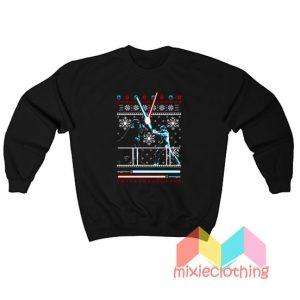 Star Wars Darth Vader War Ugly Christmas Sweatshirt