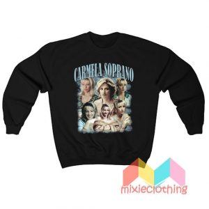 Carmela Soprano Homage Sweatshirt