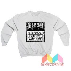 Phish Junta Album Sweatshirt