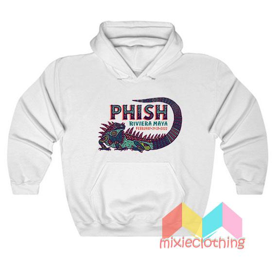 Phish Riviera Maya Hoodie