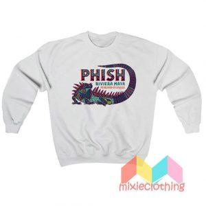 Phish Riviera Maya Sweatshirt