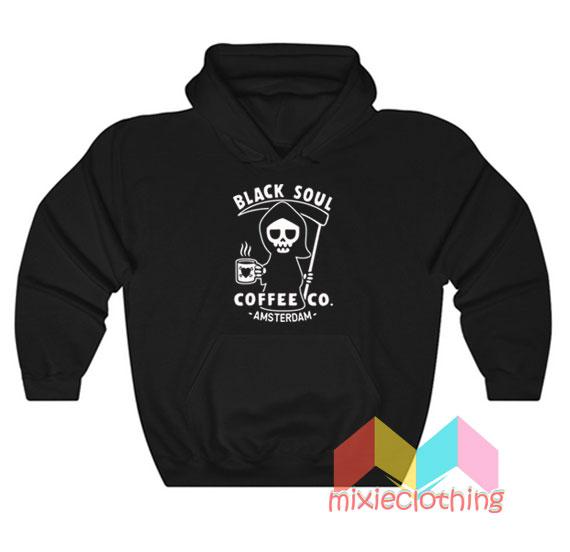 Black Soul Coffee Co Amsterdam Hoodie