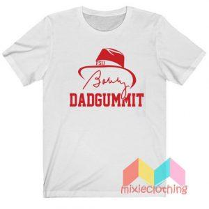 Bobby Bowden Dadgummit T-Shirt