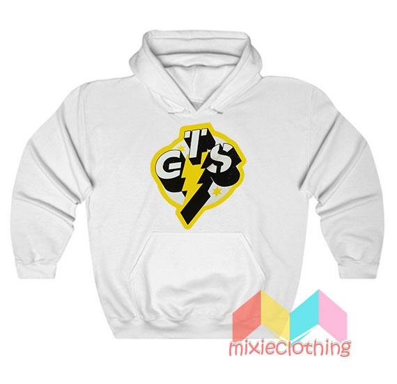 CM Punk GTS Hoodie