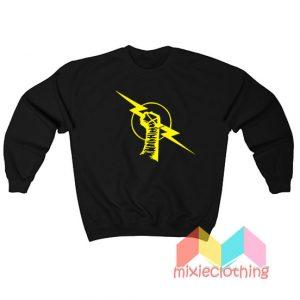 CM Punk WWE Championship Sweatshirt