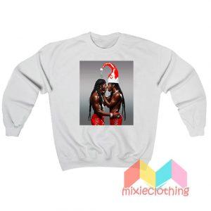 Lil Nas X Kiss a Man Sweatshirt